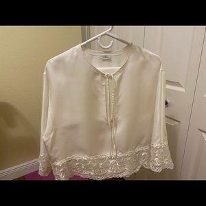La Perla lace pajamas